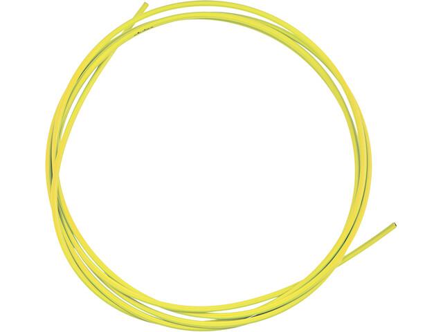 capgo BL Gaine de câble de vitesse 3m x 4mm, neon yellow